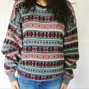 ✨5 for $25✨ Y2K Pixel Knit Sweater